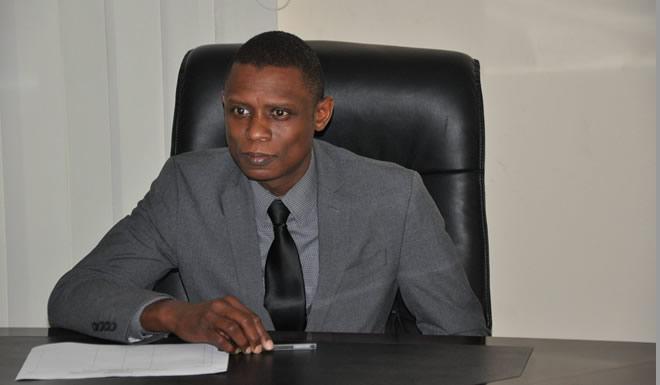 Mr. Jelani Aliyu Director-General of NADDC