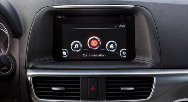 2017 Mazda CX-5's amenities