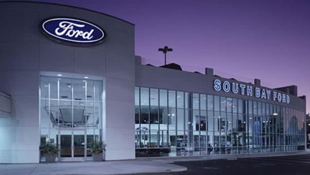 South Bay Ford in Nigeria