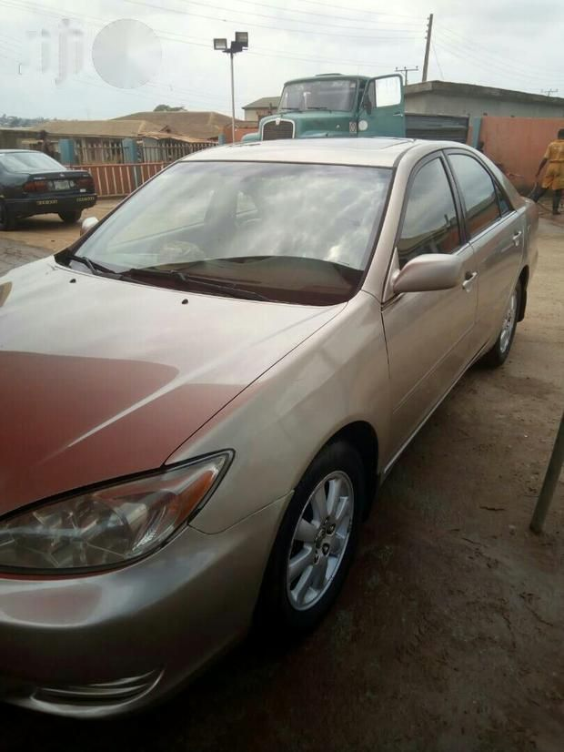 Toyota Camry 2003 In Good Condition For Sale