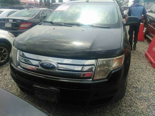 Tokumbo Ford Edge Nearly New For Saley   This Listing Has Expired