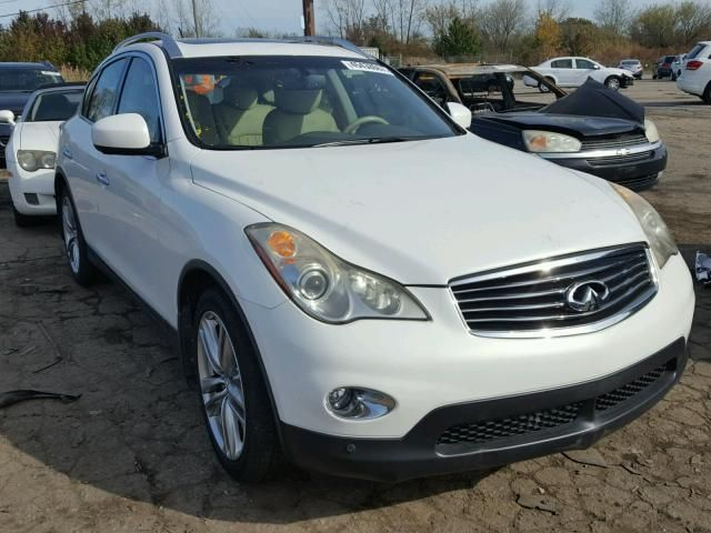 2013 Infiniti Ex35 Good As Brand New For Sale