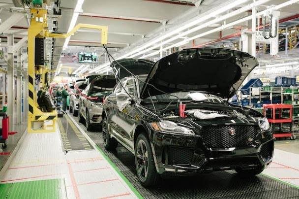 the product line of cars