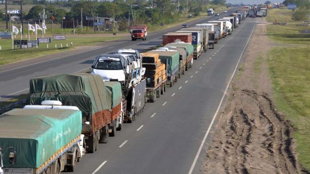 a range of trucks