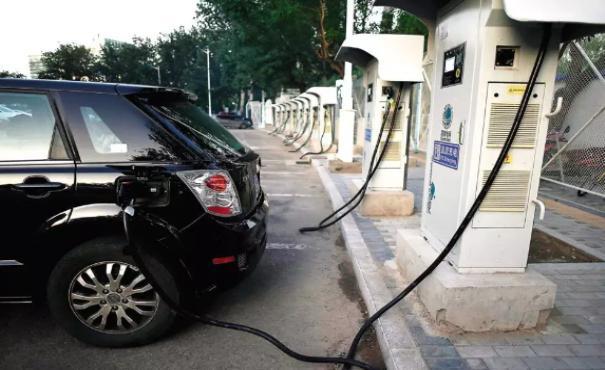 Charing an EV