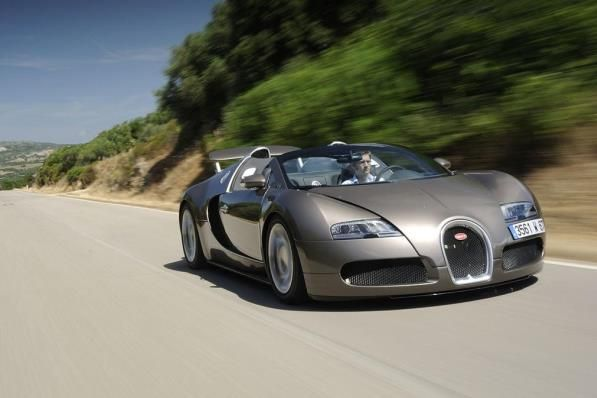 A Veyron on the ride