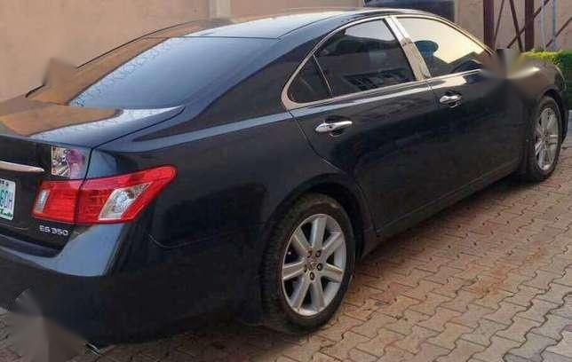 Lexus ES 350 Nigeria Registered 207