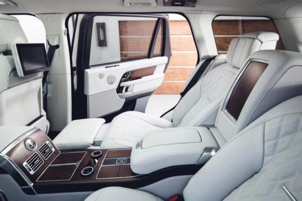 Range Rover Svautobiography 2018 cabin