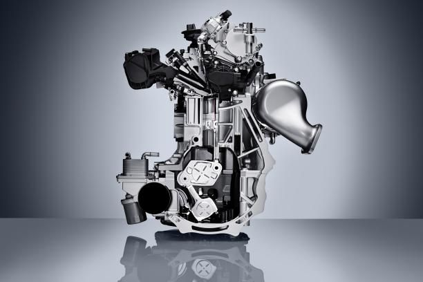 The all-new VC-Turbo engine
