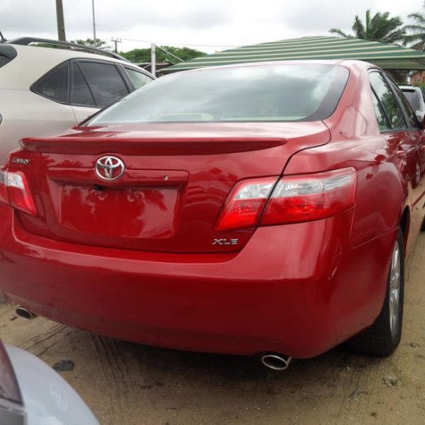 2010 Toyota Camry For Sale: Clean Toyota Camry 2007 Red For Sale