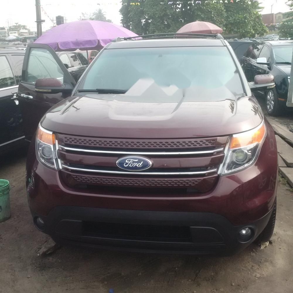 2012 ford explorer for sale in lagos 1 6