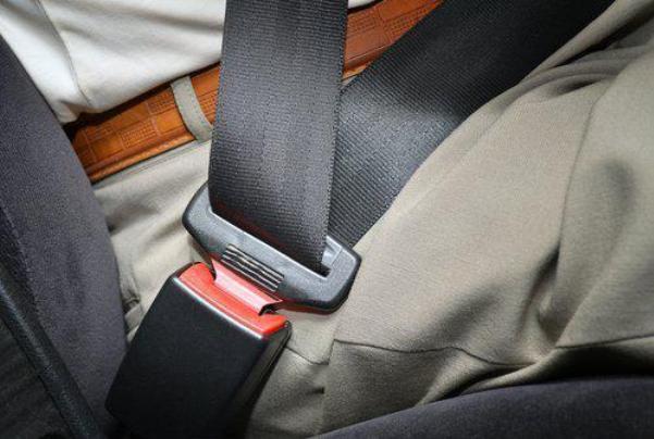 Wear a seat belt
