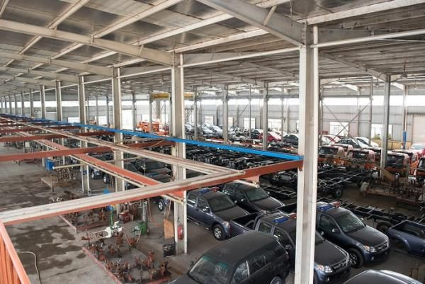 manufacturing Innoson vehicles