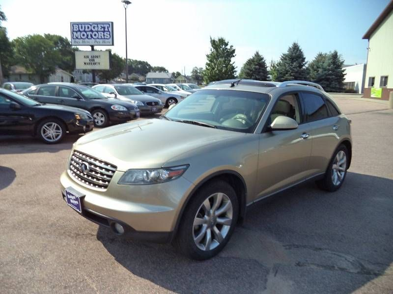 fq review research base used infinity suv sale models infiniti for new edmunds oem