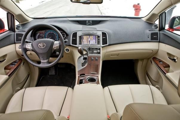 The Dashboard Receives A Bold Design With The Shifter Charmingly Integrated  Into The Center Stack. From The Inside, The Toyota Venza 2010 Interior ... Home Design Ideas