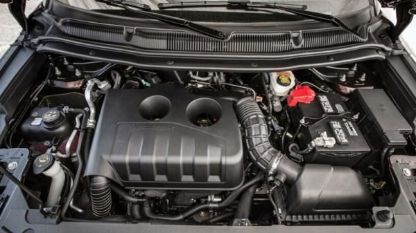 Ford Explorer 2018 engine