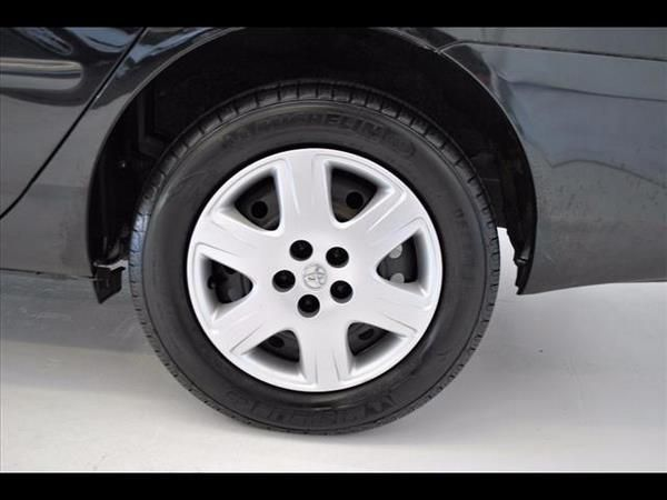 The Toyota Corolla 2006 wheel