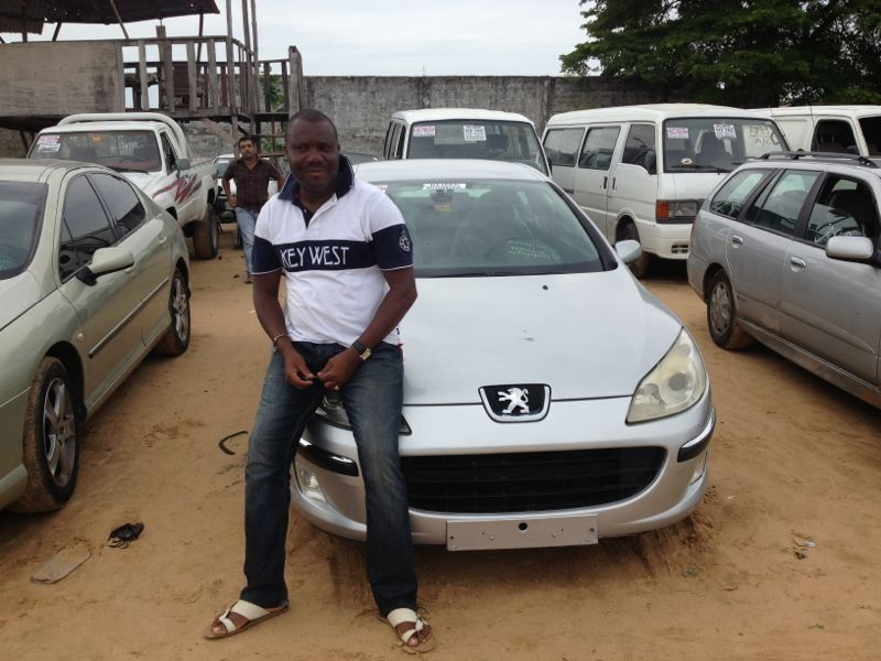 Peugeot 407 Automatic 2008 Low Milage for sale