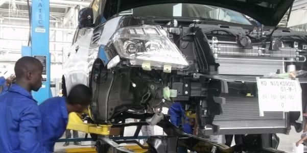 A vehicle assembly firm
