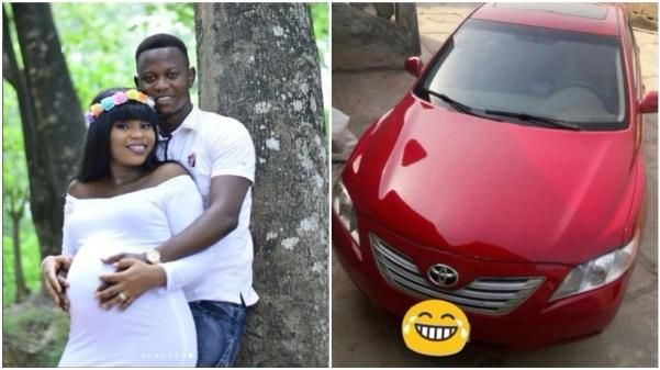 The Yoruba husband and his wife and the brand new Toyota