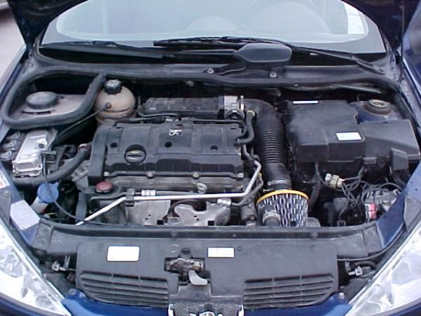 2.0 L Peugeot 206 2004 engine