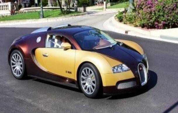 Bugatti EB16-4 Veyron 2005