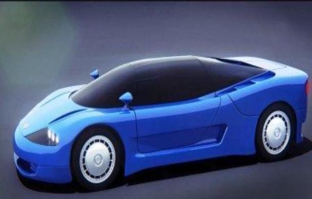 Bugatti ID 90 1989