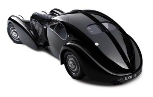 Bugatti Type 57S Atlantic 1936