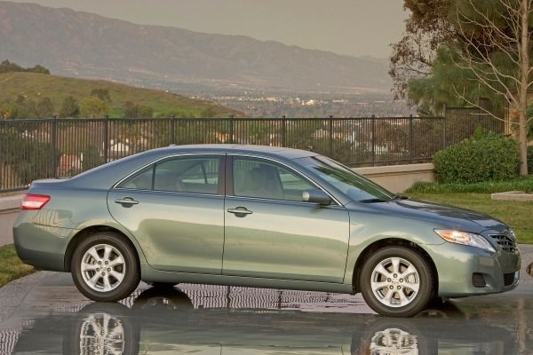 The Toyota Camry 2010's profile