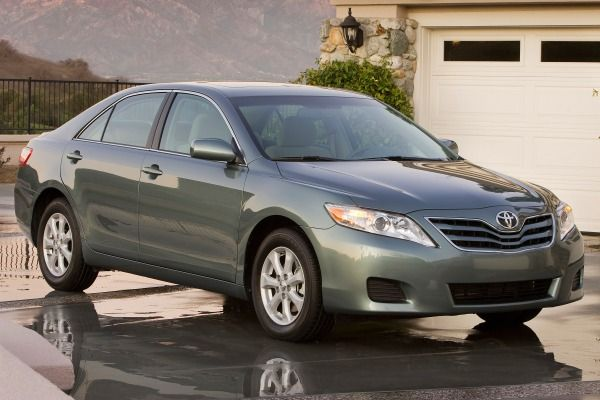The Toyota Camry 2010