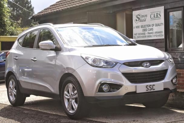 Hyundai IX35 Receives A 5 Year Warranty