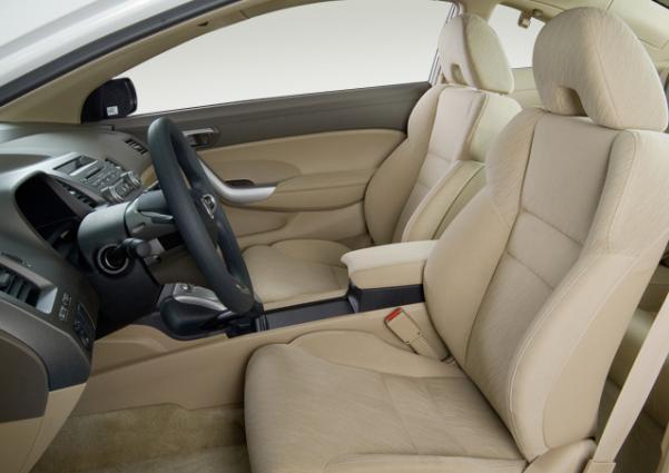 Honda Civic 2006 interior