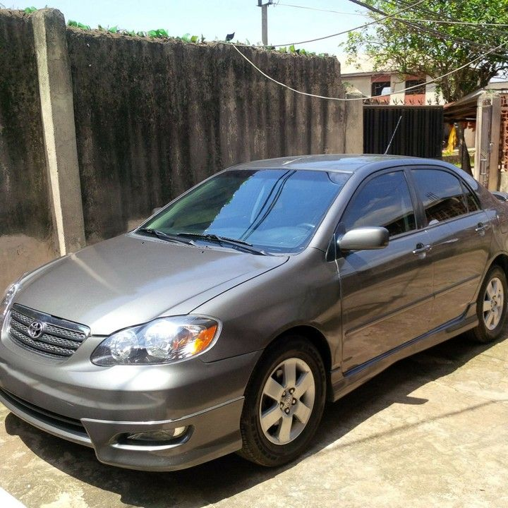 sound engine 2006 toyota corolla sport for sale. Black Bedroom Furniture Sets. Home Design Ideas