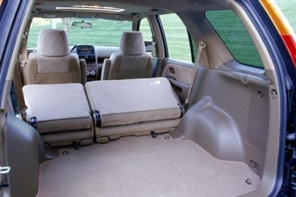 Honda CR-V 2005 cargo