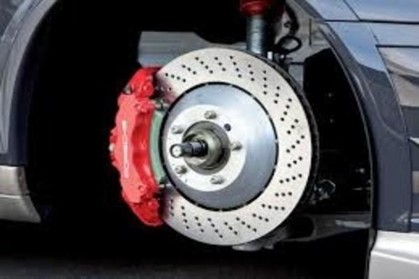 a car disc brake