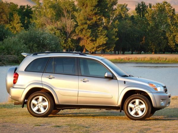 Toyota RAV4 2005 profile
