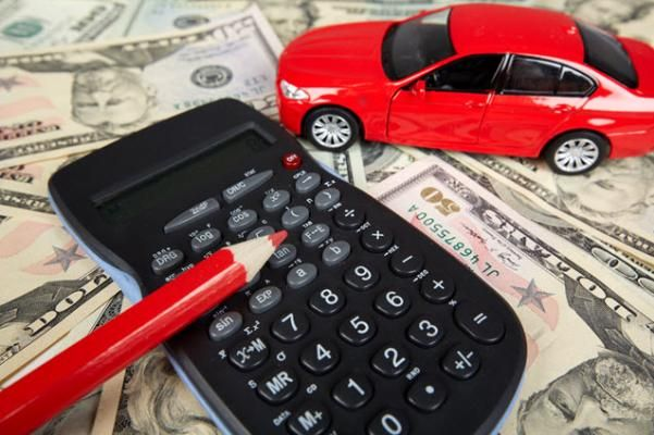 car, money and documents