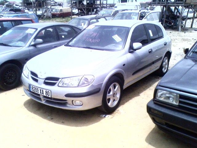 Good used 2000 Nissan Almera for sale