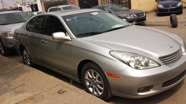 Foreign used 2002 Lexus ES300 for sale