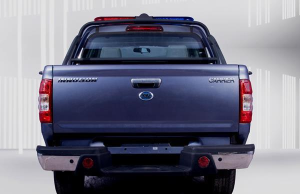 Innoson Carrier 4x2 rear view
