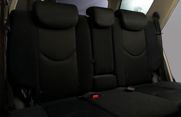 Innoson G5 rear seats