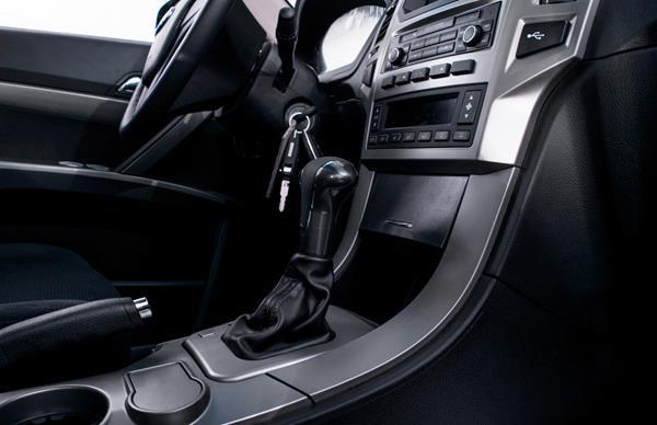 Innoson G5 shifting gear
