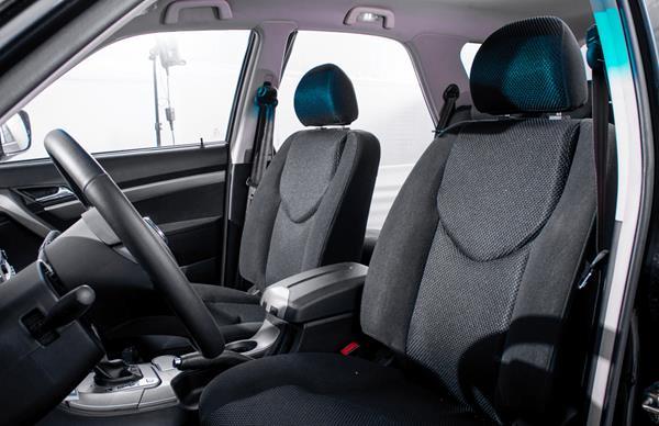 Innoson G5 driver seat