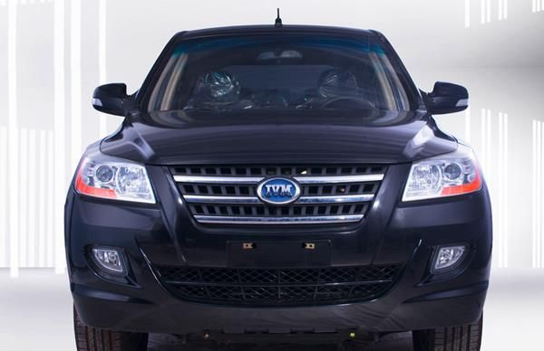 Innoson G5 front view