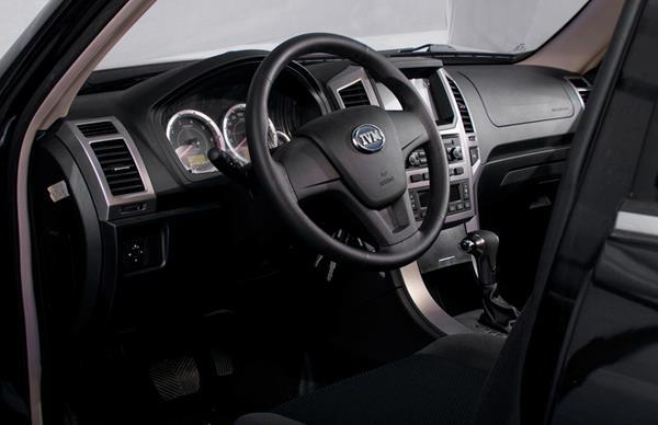 Innoson G5 steering wheel