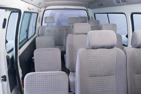 Innoson 5000 first row passenger seat