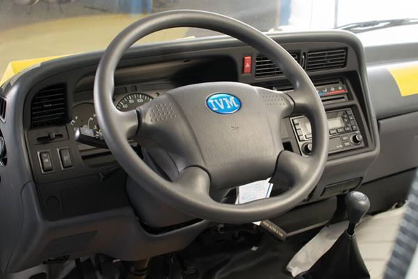 Innoson 5000 steering wheel