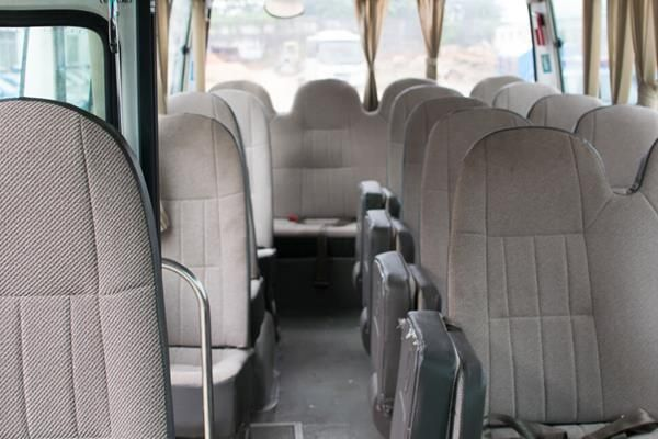 Innoson 6601 passenger seats