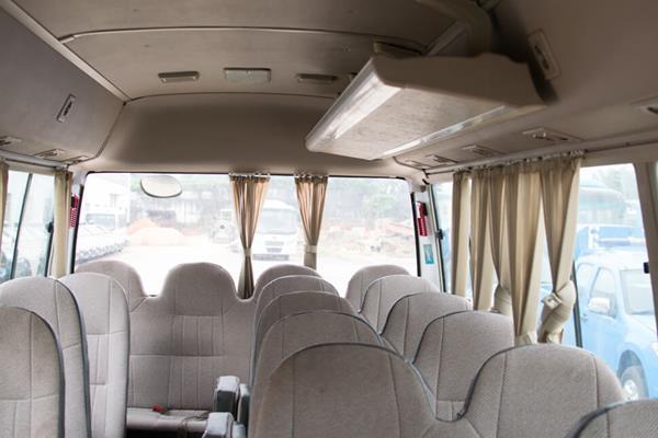 Innoson 6601 interior