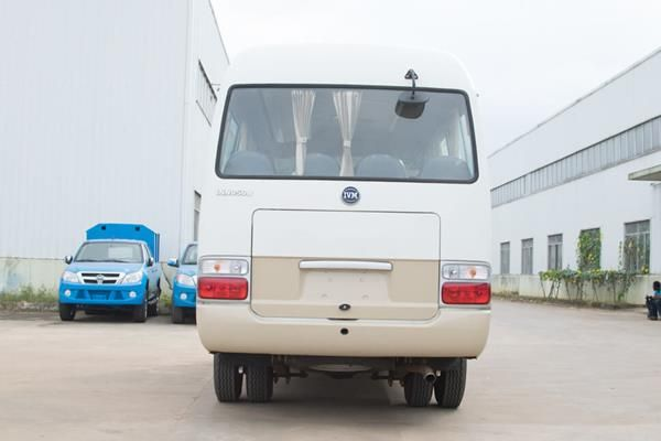Innoson 6601 rear view